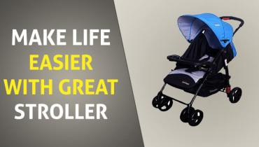 Make Life Easier With Great Baby Strollers