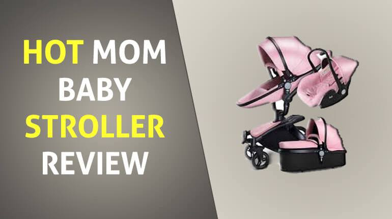 Hot Mom Baby Stroller Review