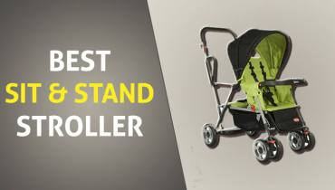Best Sit and Stand Stroller Review