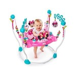 MINNIE MOUSE PeekABoo Activity Jumper Review