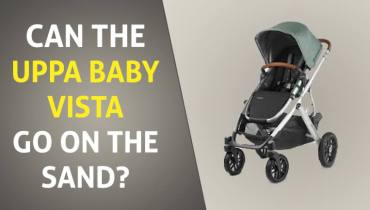Can the UPPAbaby Vista Go on the Sand