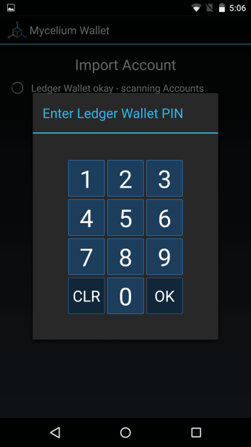 nano pin kodu