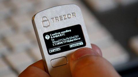 trezor example
