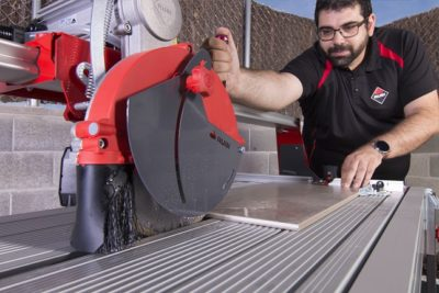 cutting porcelain slabs tile cutters