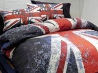 Catherine Lansfield Kids Rock Uk Single Quiltset, Multi