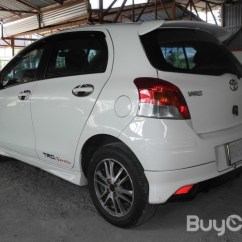 Toyota Yaris Trd Grand New Avanza E Vs G 1 5 Sportivo At Buycar24 2011