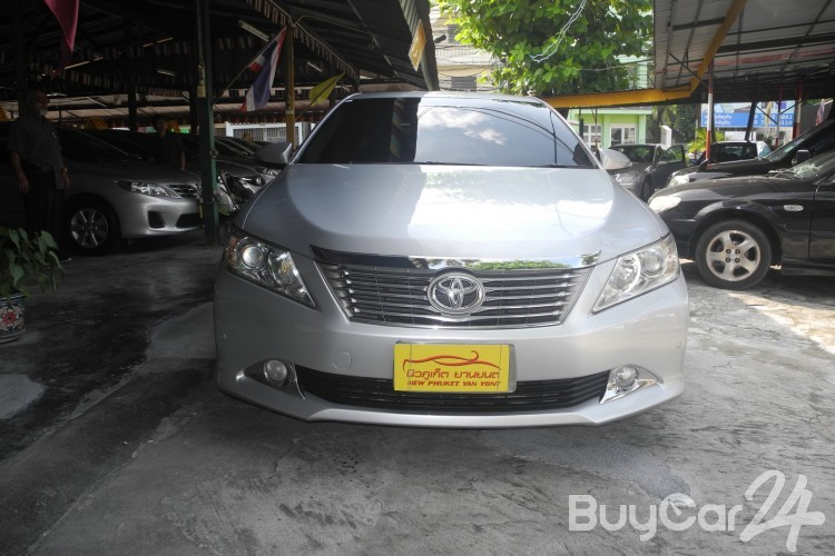 all new camry 2.5 g toyota 2 5 dual vvti at buycar24 sold 2013