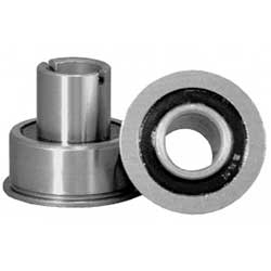 Flanged Sealed Precision Bearings at BuyCasterscom your
