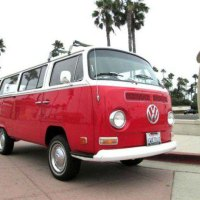 1971 VW Deluxe Bus for Sale