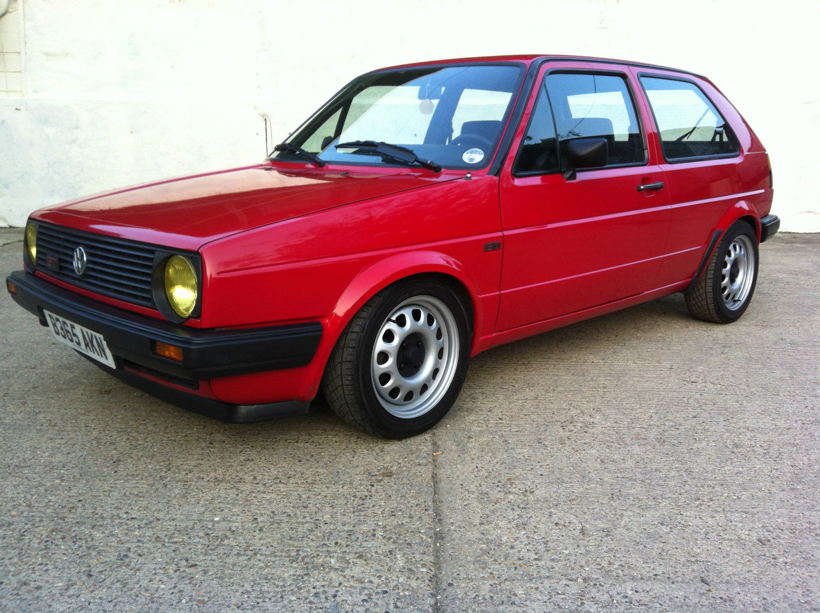 hight resolution of 1985 volkswagen golf gt mk2 not gti