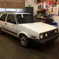 1989 Volkswagen GTI 16V MK2 For Sale