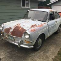 VW Fastback Project For Sale