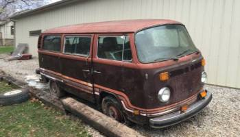 Restored, VW Bus Champagne Edition - Buy Classic Volks