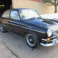 1969 VW Fastback Trade For Hot Rod or Unimog