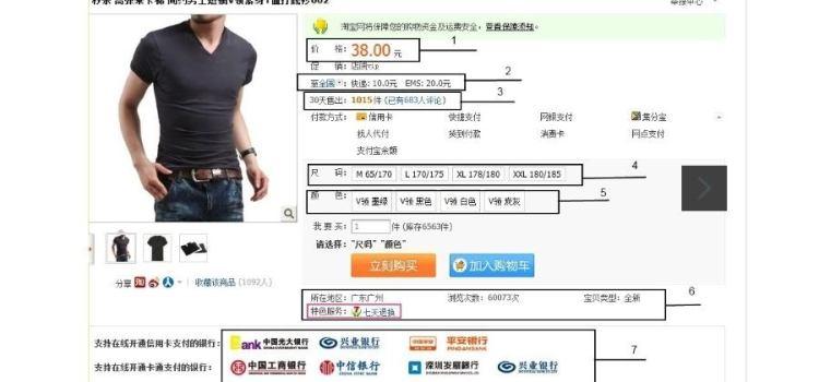 Руководство по работе с сайтом Taobao