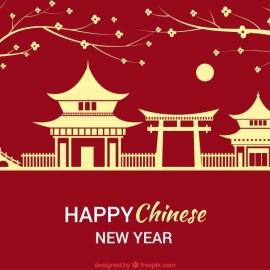 Китайский Новый год – Весенний Фестиваль 2014