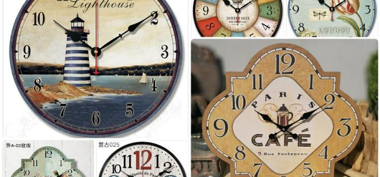 Магазин настенных часов Taobao – 01.04