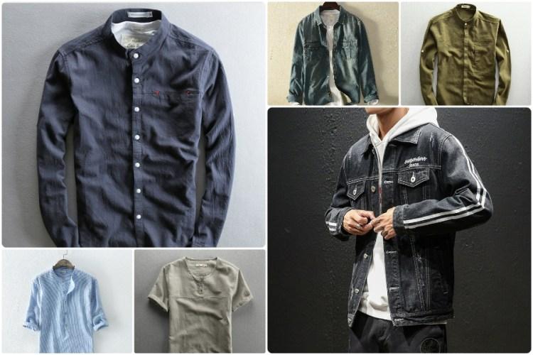 Куртки и рубашки Taobao – 10.06