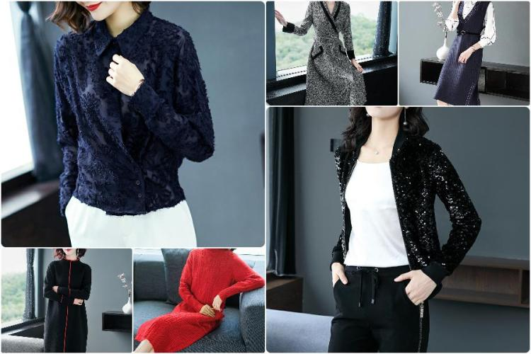 Платья, офисный стиль Taobao – 30.06