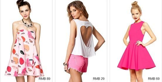Магазины Taobao: Женская одежда, джинсы — 21.04.15