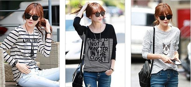 Обзор магазинов Taobao. Повседневная одежда — 07.10.15