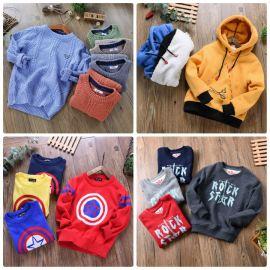 Обзор Taobao – детские кофты и другая одежда