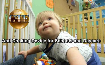 Anti Choking Device for Schools and Daycare