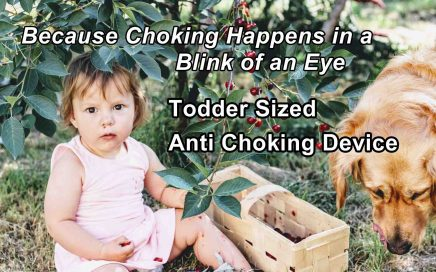 Infant Dechoker - Ages 1-3 Years
