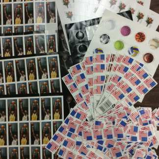 Sell Postage Stamps Face Value