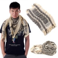How To Wear A Shemagh Scarf | www.imgkid.com - The Image ...