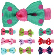 lot of 10pcs girls hair clips baby