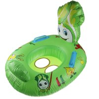 Cartoon-Inflatable-Safety-Seat-Float-Raft-Chair-Pool ...