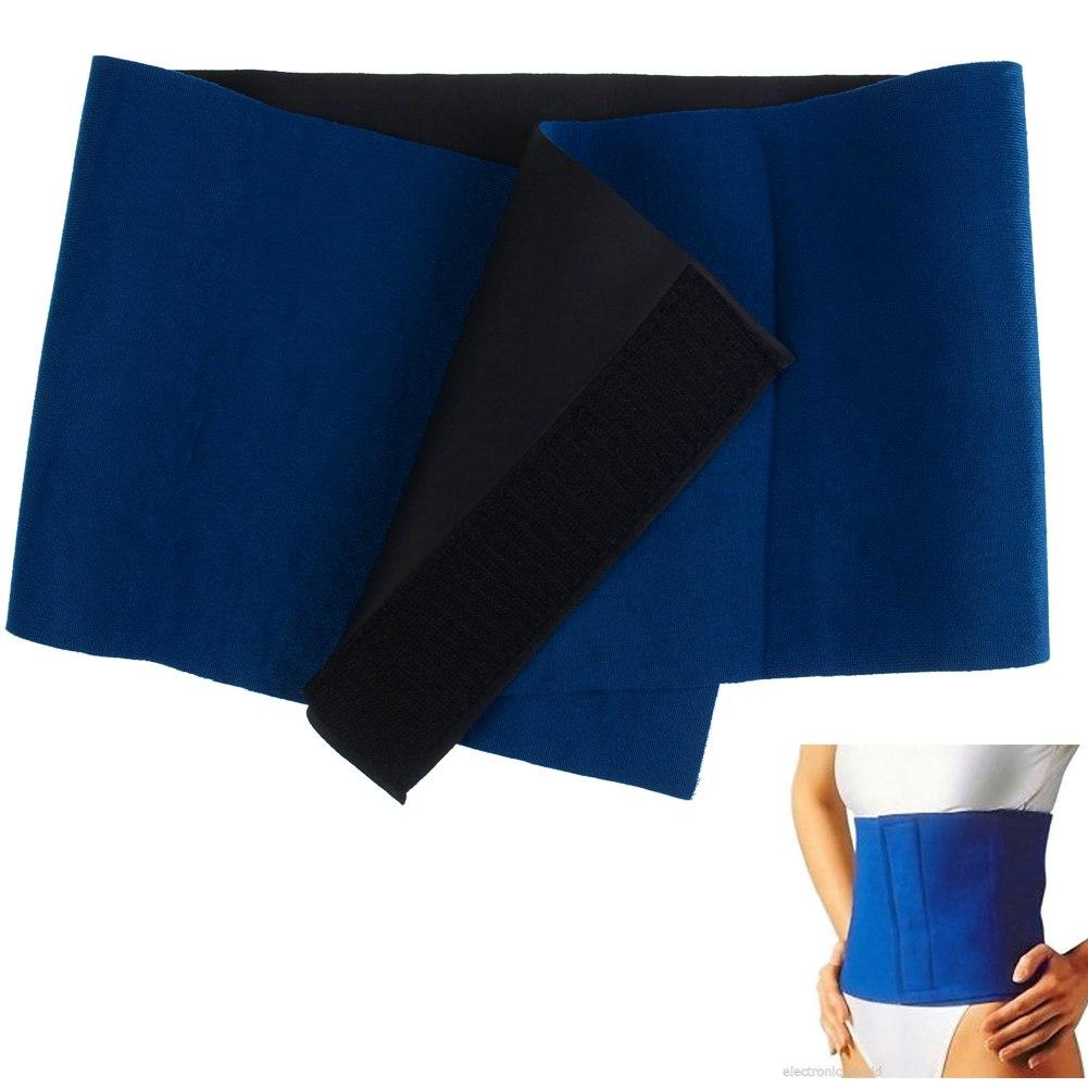 Sauna Slimming Belt Abdominal Lumbar Support Brace Waist
