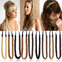 Pin Hair-plait-headbands-bands-braid-products on Pinterest