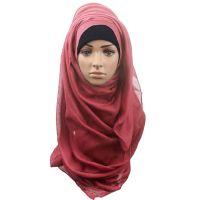 Fashion Women Large Scarf Muslim Shawl Scarf Head Cover ...