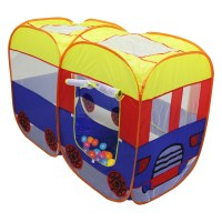 NEW PORTABLE FOLDING POP UP PLAY TENT CHILDRENS KIDS ...