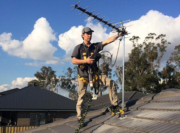 TV Antenna Installation Melbourne