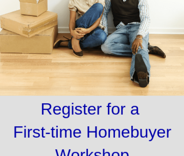 Massachusetts First Time Homebuyer Class