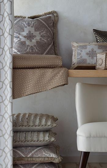 Dian Austin Bedding - Couture Home Paisley Parquet