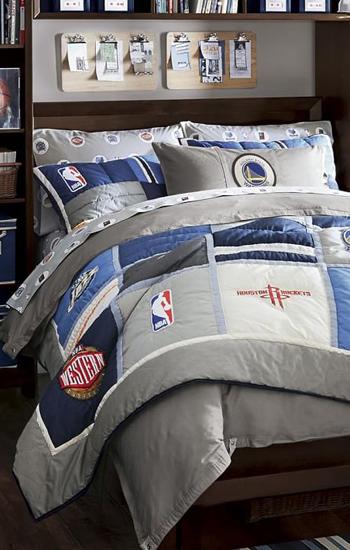 NBA Quilt
