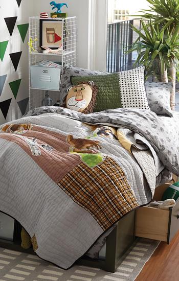 Lion Bedding
