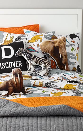Jungle Bedding Set