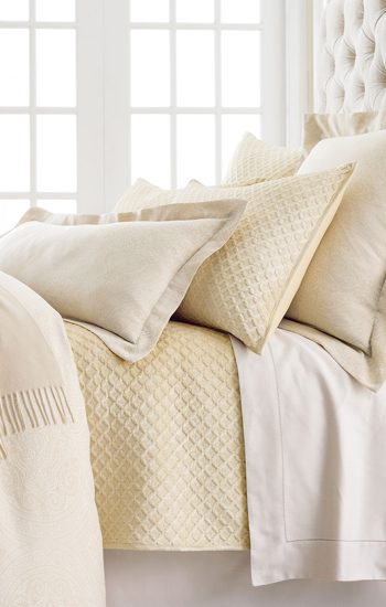 Annie Selke Firenze Luxury Bedding