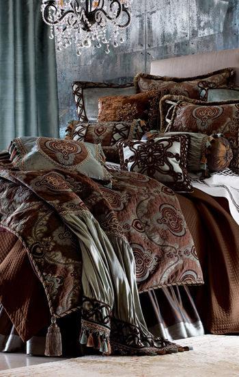 Dian Austin Couture Home Brompton Court Bedding