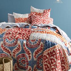 Kintora Bohemian Quilt Bedding