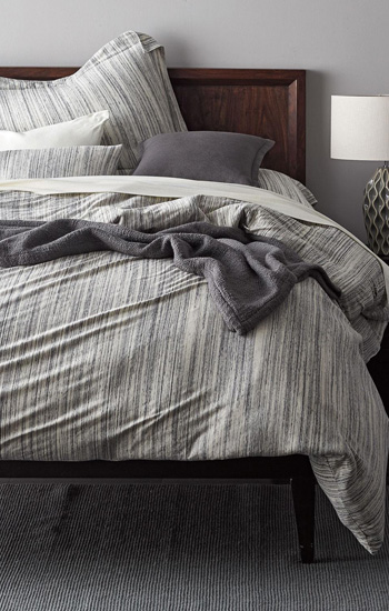 Space Dyed Jersey Bedding