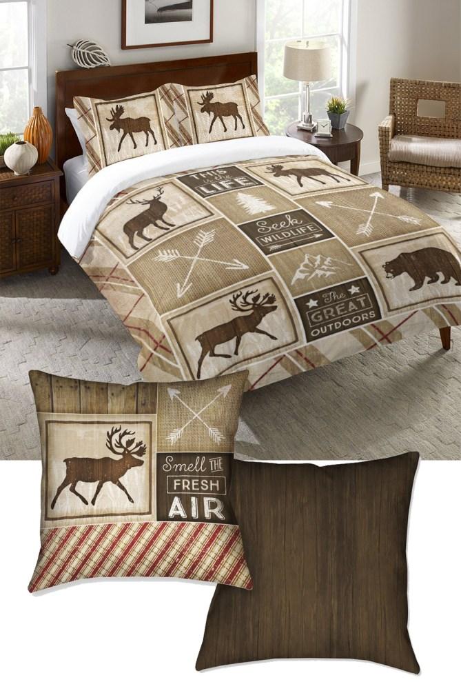 Cabin Adventures Woodlands Bedroom Collection