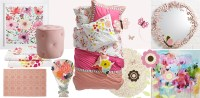 Kids Butterfly Garden Bedroom | Girls Butterfly Bedding