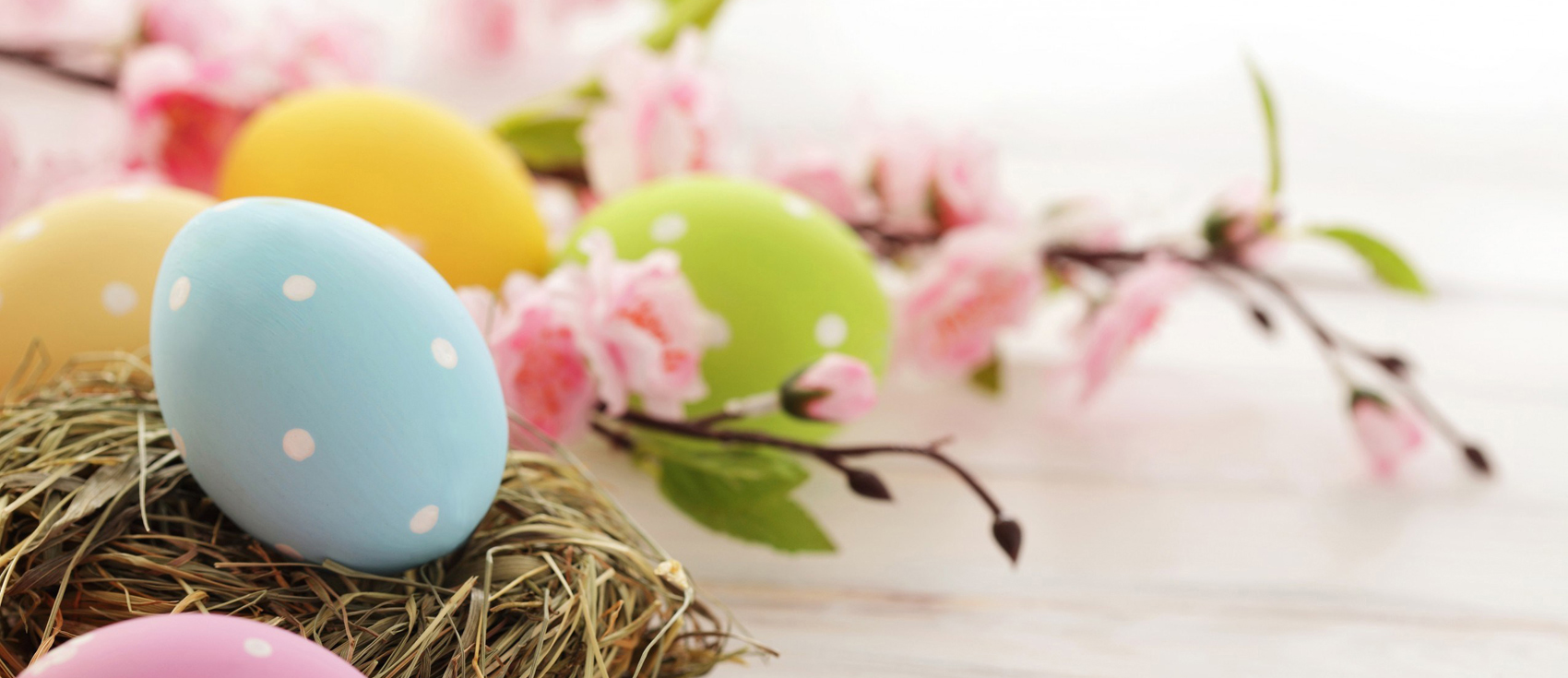 Easter Decor | Easter Decorating Ideas | Spring Decorating Tips