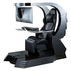 Computer Chair For Gaming Cover Rentals Orange County Ca Top 10 Most Expensive Chairs In The World 2019 Reviews Iwj20 Imperator Works Workstation Triple Monitors
